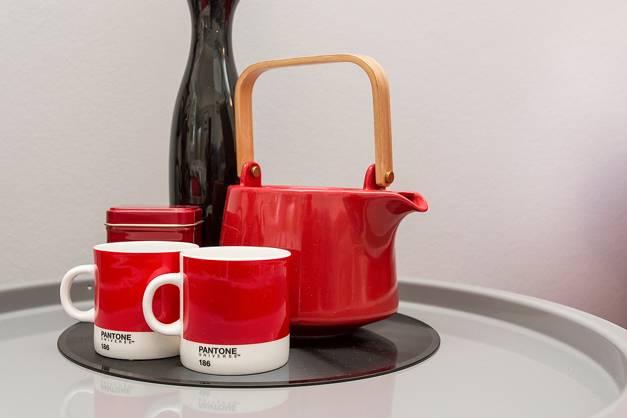 Tea Set design product photography